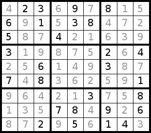 Sudoku Tutorial